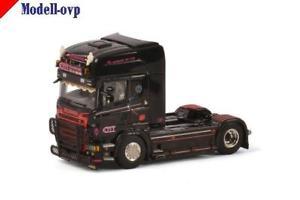 【送料無料】模型車 モデルカー スポーツカー トップラインモデルscania r topline emt transport wsi models wsi 012093