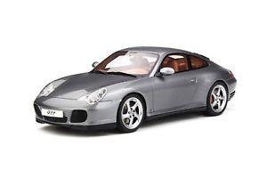 【送料無料】模型車 モデルカー スポーツカー ポルシェカレラミニチュアコレクションporsche 996 911 carrera 4s 1998 2004 voiture miniature 118 collection gt spir