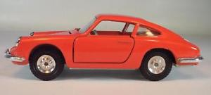 【送料無料】模型車 モデルカー スポーツカー ガマ#ポルシェクーペレッド#gama minimod 142 nr 971 porsche 911 coupe rot nr 14 6374