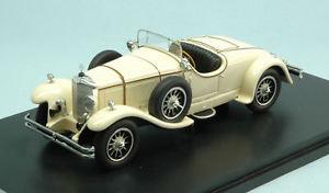 【送料無料】模型車 モデルカー スポーツカー メルセデスロードスターベージュスケールモデルネオモデルmercedes 24100140 ps roadster 1926 beige 143 model neo scale models