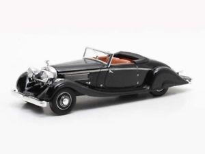 【送料無料】模型車 モデルカー スポーツカー マトリックスブランmatrix hispano suiza k6 cabrio brandone 1935 143 mx50806011
