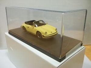 【送料無料】模型車 モデルカー スポーツカー エクスアンプロヴァンスムラージュポルシェカブリオレprovence moulage sc143 porsche 911 sc cabrio,realdy built