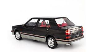 【送料無料】模型車 モデルカー スポーツカー アルファロメオターボデルタlaudoracing 118 alfa romeo giulietta 20 turbodelta 1983 lm094