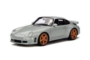 【送料無料】模型車 モデルカー スポーツカー グアテマラコールターボgtspirit gt145 ruf turbo r