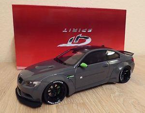 【送料無料】模型車 モデルカー スポーツカー グアテマラポンドリバティパフォーマンスリミテッドエディションウォーク1 18 gt spirit bmw e92 m3 liberty walk lb performance mib ltd edition ovp rar