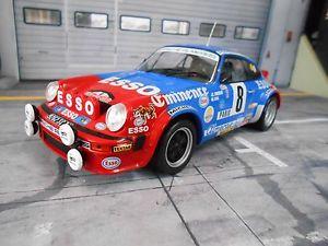 【送料無料】模型車 モデルカー スポーツカー ポルシェモンテカルロラリー#ヘンリーネットワークporsche 911 sc rallye monte carlo 1982 8 therier almeras rar ixo altaya 118