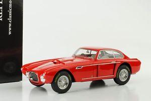 【送料無料】模型車 モデルカー スポーツカー フェラーリアメリカクーペレッド1953 ferrari 340 america vignale coupe rot 118 cmr resin