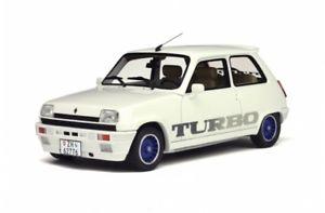 【送料無料】模型車 モデルカー スポーツカー オットーモデルルノーotto models 691 renault 5 gordini weiss 118 11500