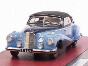 【送料無料】模型車 モデルカー スポーツカー メルセデスケンマトリックスmercedes 320a w142 special cabrio closed tan tjoan keng 143 matrix mx51302172