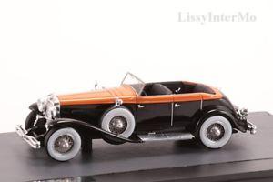 【送料無料】模型車 モデルカー スポーツカー モデルリビエラブルノマトリックスduesenberg model j riviera pheaton by brunn 1934 matrix 143 neuovp