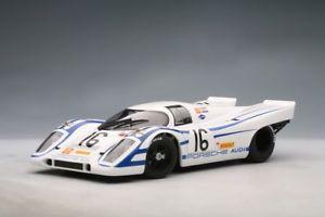 【送料無料】模型車 モデルカー スポーツカー ポルシェセブリング#porsche 917 k 12 hrs sebring 1970 16 elfordahrens 118 87086 autoart