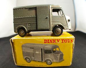 【送料無料】模型車 モデルカー スポーツカー ニースdinky toys f n 25c citron camionnette 1200 kg en boite jamais joue