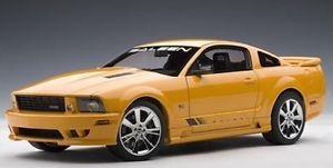 【送料無料】模型車 モデルカー スポーツカー サリーンマスタングクーペオレンジautoart 73056 en mustang s281 coupe orange
