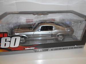 【送料無料】模型車 モデルカー スポーツカー フォードマスタングカスタムgl12909 ford mustang gone in 60 seconds eleanor 1967 custom 118
