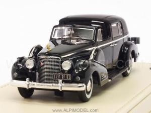 【送料無料】模型車 モデルカー スポーツカー タウンカーキャデラックシリーズスケールcadillac series 90 v16 town car 1938 143 truescale tsmce154302