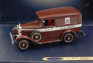 【送料無料】模型車 モデルカー スポーツカー フォードモデルカラーリングモデルフォードford model a livery us mail 1913 143 model ford genuine parts