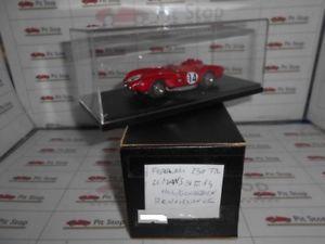 【送料無料】模型車 モデルカー スポーツカー フェラーリルマン#ren434 ferrari 250tr le mans 1958 14 143
