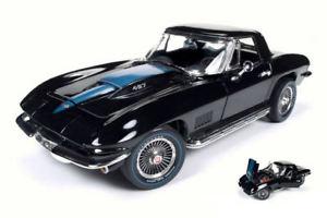 【送料無料】模型車 モデルカー スポーツカー シボレーコルベットロードスターモデルカーワールド