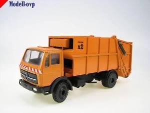 【送料無料】模型車 モデルカー スポーツカー メルセデスベンツオレンジコンラッドモデルコンmercedes benz mllwagen haller orange conrad modelle con 3039
