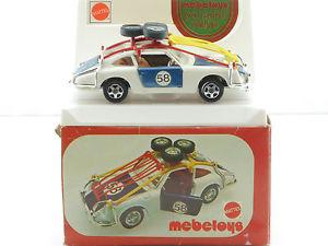 【送料無料】模型車 モデルカー スポーツカー ポルシェラリーボックスmebetoys a 51 mattel porsche rallye 911  58 143 rare box mib ovp 14112426