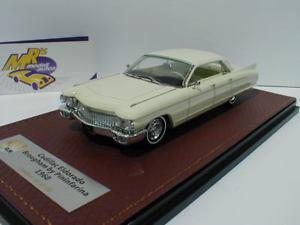 【送料無料】模型車 モデルカー スポーツカー キャデラックエルドラドブロアムピニファリーナglm 121702 cadillac eldorado brougham pinifarina baujahr 1959 wei 143 neu