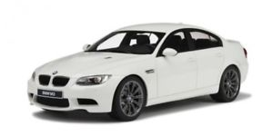 【送料無料】模型車 モデルカー スポーツカー グアテマラgt spirit 053 bmw m3 e90 weiss 118 limitid 11750