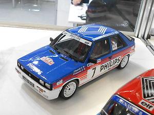 【送料無料】模型車 モデルカー スポーツカー ルノーターボツールドコルスラリーフィリップスオットーrenault 11 turbo rallye tour de corse gra ragnotti philips neu rar otto 118