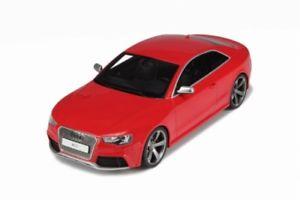 【送料無料】模型車 モデルカー スポーツカー グアテマラアウディgt spirit 033 audi rs5 2012 rot 118 limited 11000