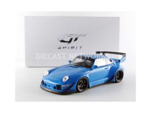 【送料無料】模型車 モデルカー スポーツカー ポルシェソフトウェアライセンスgt spirit 118 porsche 993 rwb zm087