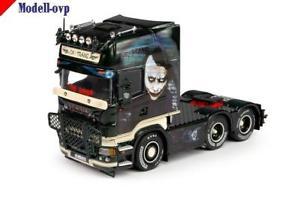 【送料無料】模型車 モデルカー スポーツカー スカニアトップライントランスscania r5 topline ok trans tekno t 69583