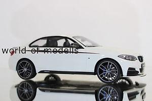 【送料無料】模型車 モデルカー スポーツカー グアテマラパフォーマンスホワイトボックスgt spirit gt 711 bmw m235i m performance weiss 118 neu in ovp