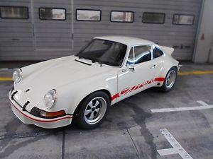【送料無料】模型車 モデルカー スポーツカー ポルシェカレラリーゲルホワイトホワイトporsche 911 carrera rsr 28 breitbau weiss white 1973 resin gt spirit neu 118