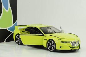 【送料無料】模型車 モデルカー スポーツカー オマージュライトグリーンディーラーコレクションbmw 30 csl hommage hellgrn 118 norev dealer collection