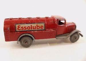 【送料無料】模型車 モデルカー スポーツカー バージョンdinky toys f n 25d camionciterne essolube esso version avec roues zamac rare
