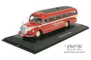 【送料無料】模型車 モデルカー スポーツカー メルセデスベンツバスmercedesbenz o6600 bus der reiseliebling 143 schuco 2749