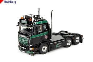 【送料無料】模型車 モデルカー スポーツカー scania r streamline delmark transport as tekno t 70880