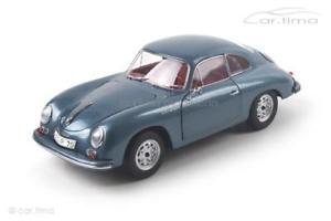 【送料無料】模型車 モデルカー スポーツカー ポルシェカレーペポルシェporsche 356 a carrera coupe 70 jahre porsche blau met schuco 118 450