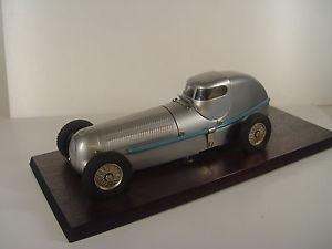 【送料無料】模型車 モデルカー スポーツカー メルセデスレーシングカーmercedes rennwagen aus blech 26 cm lang mrklin 1096  gebr