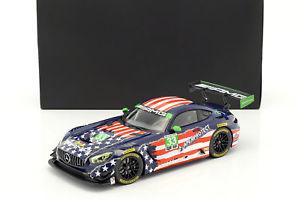 【送料無料】模型車 モデルカー スポーツカー メルセデスベンツグアテマラ#ワトキンズグレンライリーモータースポーツチームmercedesbenz amg gt3 33 6h watkins glen imsa 2017 team riley motorsports 118
