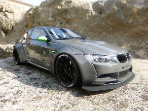 【送料無料】模型車 モデルカー スポーツカー ポンドbmw e92 m3 lb gt spirit boite