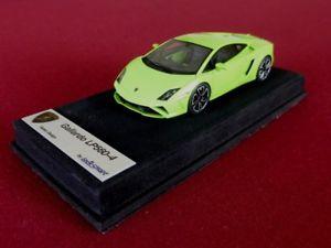 【送料無料】模型車 モデルカー スポーツカー ランボルギーニガヤルドヴェルデイサカlooksmart lamborghini gallardo lp5604 2012 143 verde ithaca base alcantara