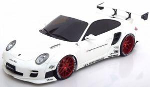 【送料無料】模型車 モデルカー スポーツカー ポルシェポンドリバティーパフォーマンスgt spirit zm090 porsche 911 997 liberty walk lb performance 118 limited 1600
