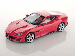 【送料無料 portofino】模型車 143 モデルカー スポーツカー ポルトフィーノフェラーリロッソコルサlooksmart ferrari portofino 2017 rosso rosso corsa 143 ls480e, 香春町:6e1974c3 --- sunward.msk.ru