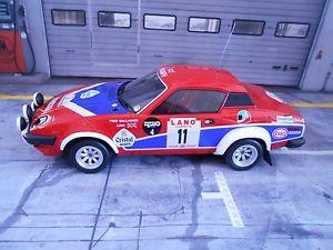 【送料無料】模型車 モデルカー スポーツカー ラリーイープル#オットーtriumph tr7 v8 rallye gr4 ypern 1980 11 pond win resin otto rar sp 118