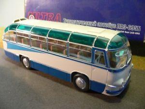 【送料無料】模型車 モデルカー スポーツカー モデルソバス143 ultra models laz695 touristen bus ussr