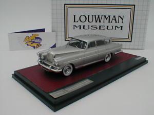 【送料無料】模型車 モデルカー スポーツカー ロールスロイスシルバーmatrix 51705081 rolls royce silver wraight lwb vignale bj 1954 silber 143