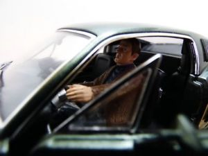 【送料無料】模型車 モデルカー スポーツカー フォードムスタングアシススティーブマッククイーン