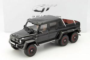 【送料無料】模型車 モデルカー スポーツカー メルセデスベンツグアテマラmercedesbenz g63 amg 6x6 schwarz 118 gtspirit