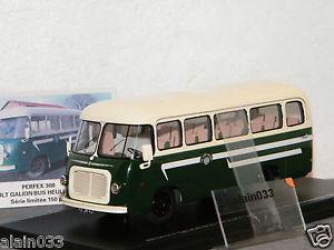【送料無料】模型車 モデルカー スポーツカー ルノーガリオンバスrenault galion bus heuliez buchet perfex 143 ref 308