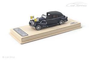 【送料無料】模型車 モデルカー スポーツカー キャデラックシリーズローマピウスモデルcadillac series 90 v16 town car pabst pius xii tsmmodel 143 tsmce15430